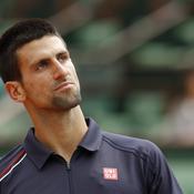 Djokovic se fait une frayeur