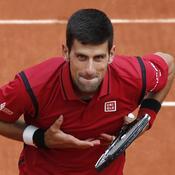 Djokovic était en balade