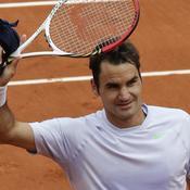 Federer ne tombe pas dans le piège