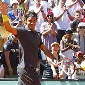 Federer sans la manière