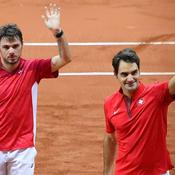 Federer-Wawrinka, si proches, si différents…