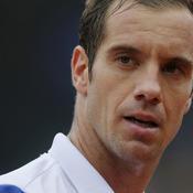 Gasquet : «Murray est favori, je n'aurais rien à perdre»