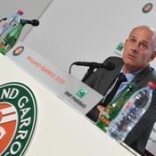 Guy Forget et les risques d'embouteillage à Roland-Garros