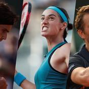 Herbert, Garcia, Benneteau, le résumé de la 5e journée à Roland-Garros