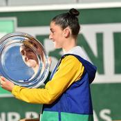 Jacquemot, la Française lauréate du tournoi juniors : «ma rage m'a permis de gagner»