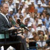 Jacques Dorfmann, le mythique juge-arbitre de Roland-Garros, s'est éteint