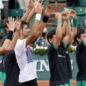 Joueurs populaires, moments chauds, buzz : le bilan de la 1ère semaine à Roland-Garros