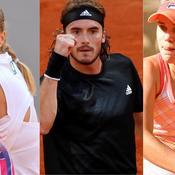Kvitova, Tsitsipas, Kenin : ce qu'il faut retenir de la journée à Roland-Garros
