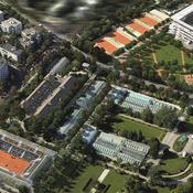 L'horizon se dégage pour l'extension de Roland-Garros