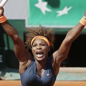 La foudre Serena a frappé !