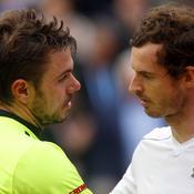 Le choc de gros bras entre Wawrinka et Murray en chiffres