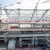 Roland-Garros : le court central devrait être prêt pour le tournoi