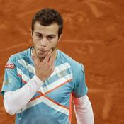 Roland-Garros: Le petit Gaston, presque géant face à Thiem