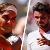 Les cinq raisons de suivre le choc 100% suisse Federer-Wawrinka