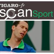 Llodra ému aux larmes pour son dernier match à Roland-Garros