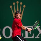 Lucas Pouille au Figaro : «Sortir sans regret d'un match à Roland-Garros»