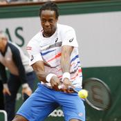 Gaël Monfils Roland-Garros