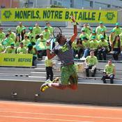 Monfils veut profiter de la magie de Roland-Garros