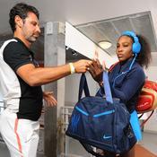 Mouratoglou: «La terre battue est peut-être désormais la surface préférée de Serena»