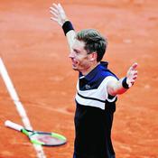 Roland-Garros : Moutet et Mahut, héros inattendus du tennis français