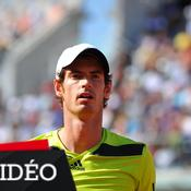 Andy Murray Roland-Garros