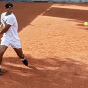 Nadal : «Ce sont les conditions les plus difficiles depuis que je viens à Roland-Garros»
