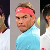 Nadal, Federer, Djokovic : la chasse au record est totalement relancée
