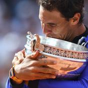 Nadal impitoyable extraterrestre coiffe une 10e couronne à Roland-Garros