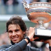 Nadal, les chiffres d'une décennie de domination à Roland-Garros