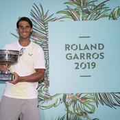 Nadal sur le record de Federer : «Je n'y pense pas»
