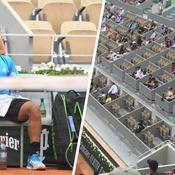Pouille sur les sièges vides en loges à Roland-Garros : «Ils préfèrent boire du champagne»