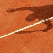 Premières balles à Roland-Garros avec les qualifications
