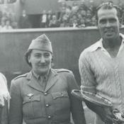 Qui était Simonne Mathieu, dont le nouveau court de Roland-Garros porte le nom ?
