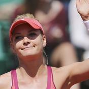 Agnieszka Radwanska Roland-Garros