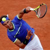 Rafael Nadal au Figaro : «Le tennis me rend heureux»