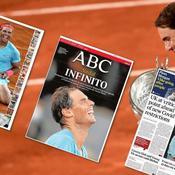«La chose la plus grande que nous verrons» : le 13e sacre de Nadal à Roland-Garros enflamme l'Espagne et le monde