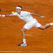 Roger Federer au Figaro: «Je ne déteste pas perdre, j'aime gagner»