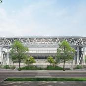 Roland-Garros: à la découverte du futur toit du court Suzanne-Lenglen