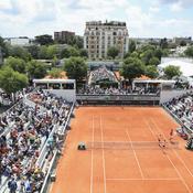 Roland-Garros attire (déjà) la foule