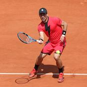 Roland-Garros : Cilic-Fognini en direct
