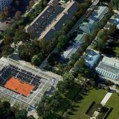 Roland-Garros: coup de frein pour l'extension?