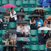 Roland-Garros  Stoppés par la pluie, Pouille et Monfils termineront samedi