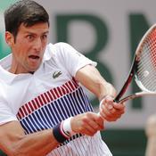 Très attendu, Djokovic n'a pas raté son retour à Roland-Garros