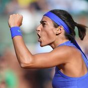 Roland-Garros : Garcia frappe fort et cloue le bec de Cornet
