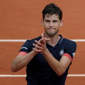 Roland-Garros : Thiem écrase un Zverev diminué et attend Djokovic