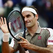 Roland-Garros : Federer a réussi son retour