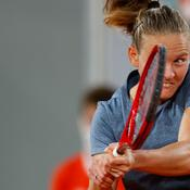 Roland-Garros : Fin de l'aventure pour Fiona Ferro