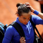 Roland-Garros : Garcia trop juste face à Pliskova