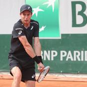 Roland-Garros : Geoffrey Blancaneaux : «J'ai toujours mieux joué ici qu'ailleurs»