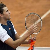 Roland-Garros : l'échange magnifique entre Thiem et Tomic